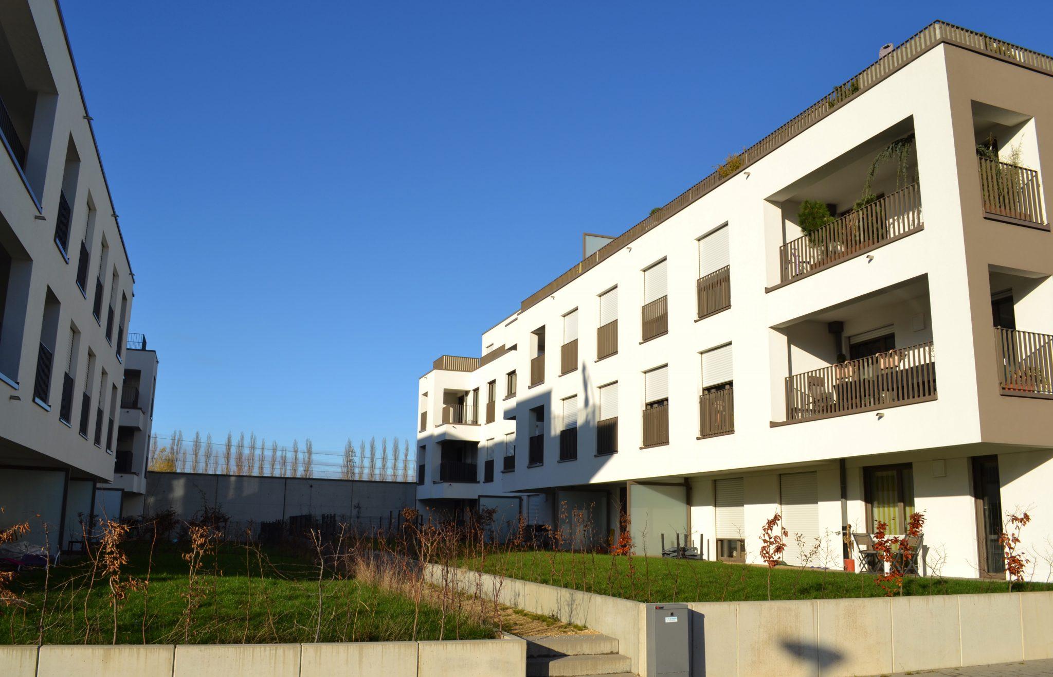Schifflange - Cité op Hudelen