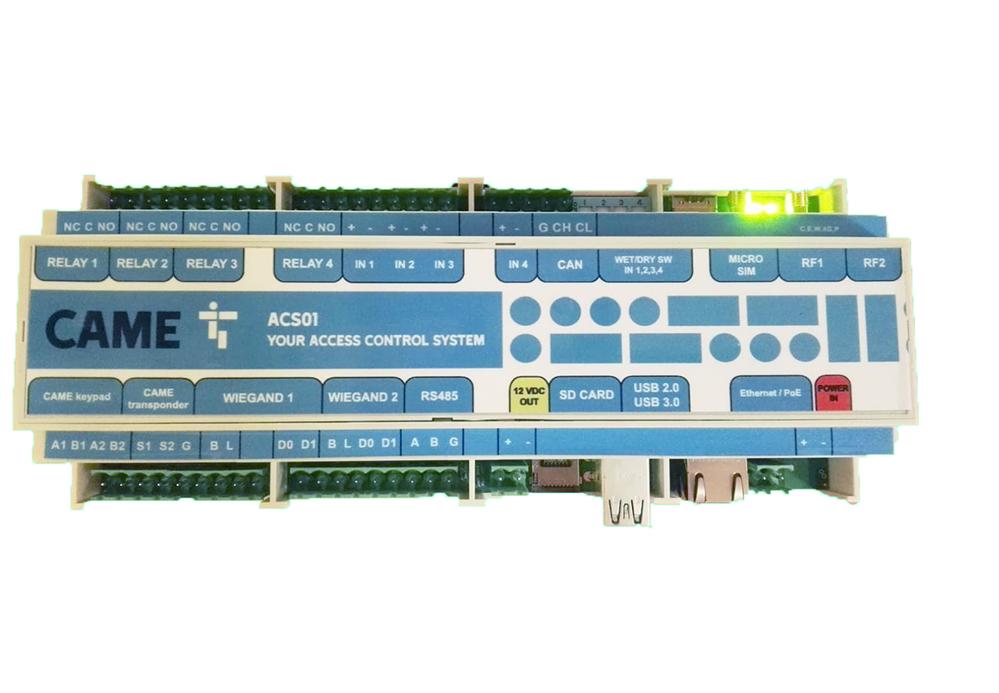 Contrôle d'accès ACS01-2