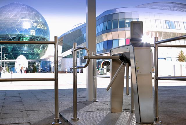 Tourniquets, portes automatiques et systèmes de contrôle d'accès