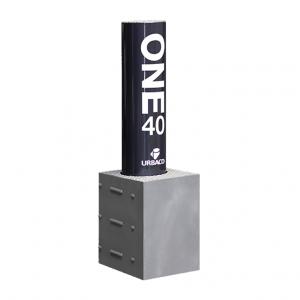 Bornes haute sécurité - ONE40 EVO AMOVIBLE
