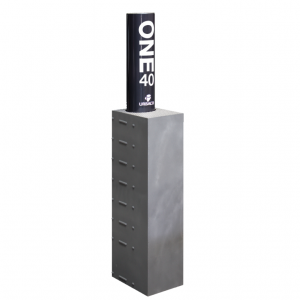 Bornes haute sécurité - ONE40 EVO ESCAMOTABLE