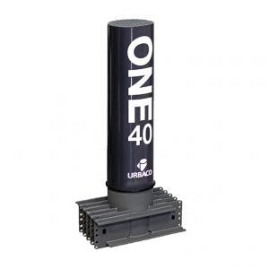 Bornes haute sécurité - ONE40 EVO FIXE