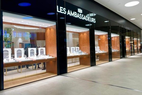 Auchan Cloche d'or – Les Ambassadeurs